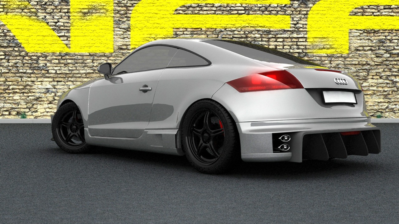 audi tt 8j tuning. Black Bedroom Furniture Sets. Home Design Ideas