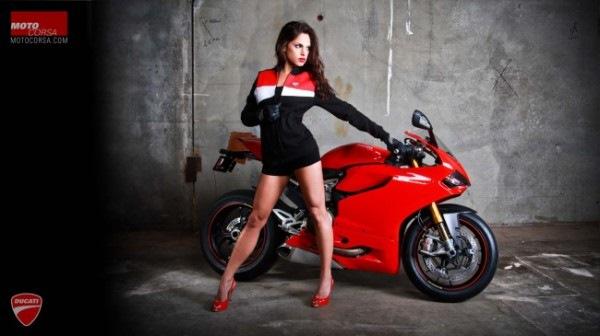 Все позы секса на мотоцикле
