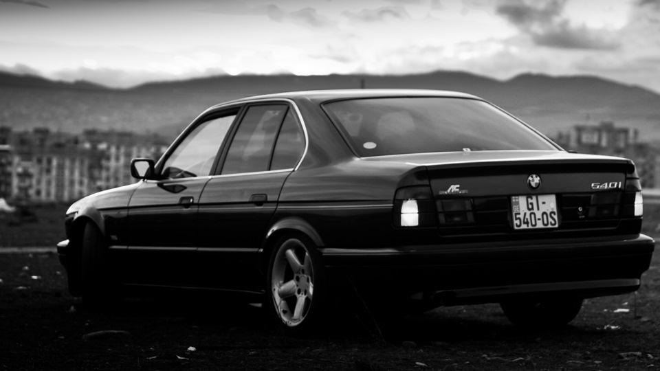 Bmw 5 Series E34 540i Drive2