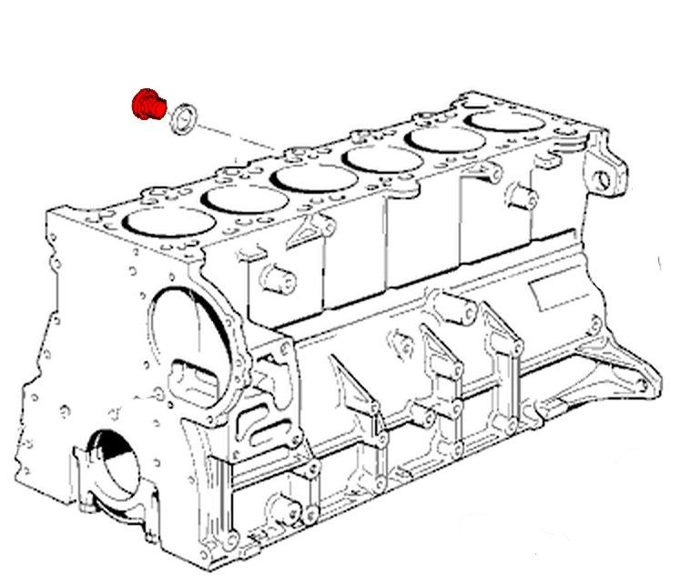 замена охлаждающей жидкости в BMW e38
