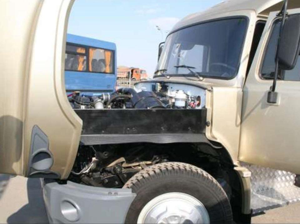 Газ 3309 тюнинг кабины