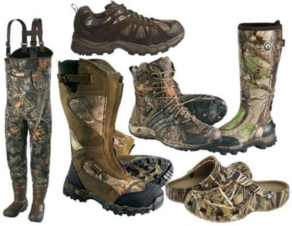 Обувь для охоты  — Сообщество «Особенности Oхоты» на DRIVE2 df119a3a3ac
