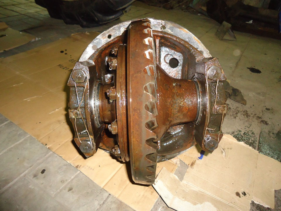 Узловые агрегаты трансмиссии на газ уаз паз (редуктора, мосты, передние балки, раздатки, карданные валы и т д