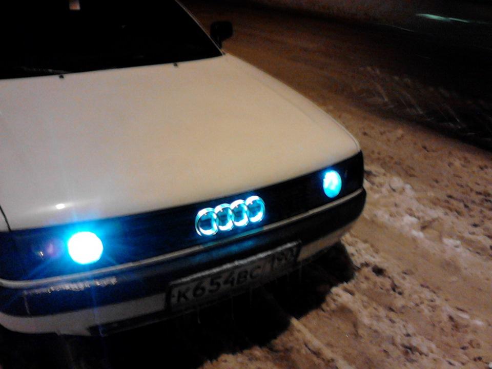 Светящаяся эмблема на авто своими руками Светящаяся эмблема на Форд Мондео своими руками»