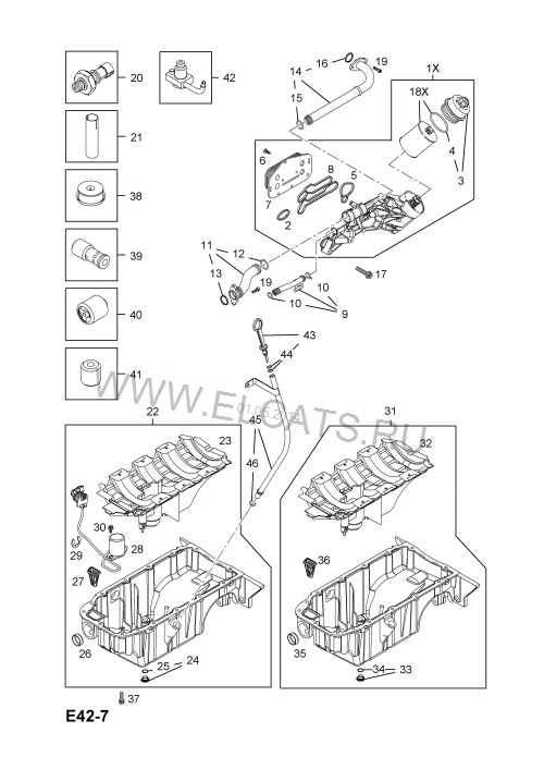 Прокладки теплообменника z18xer комплект артикул расчет водяного теплообменника для охлаждения