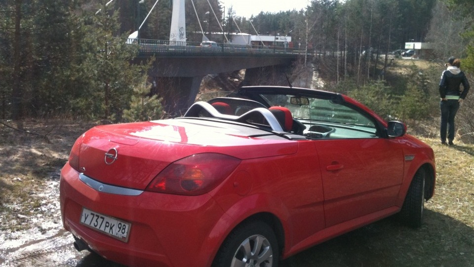 opel tigra twintop cabrio drive2. Black Bedroom Furniture Sets. Home Design Ideas