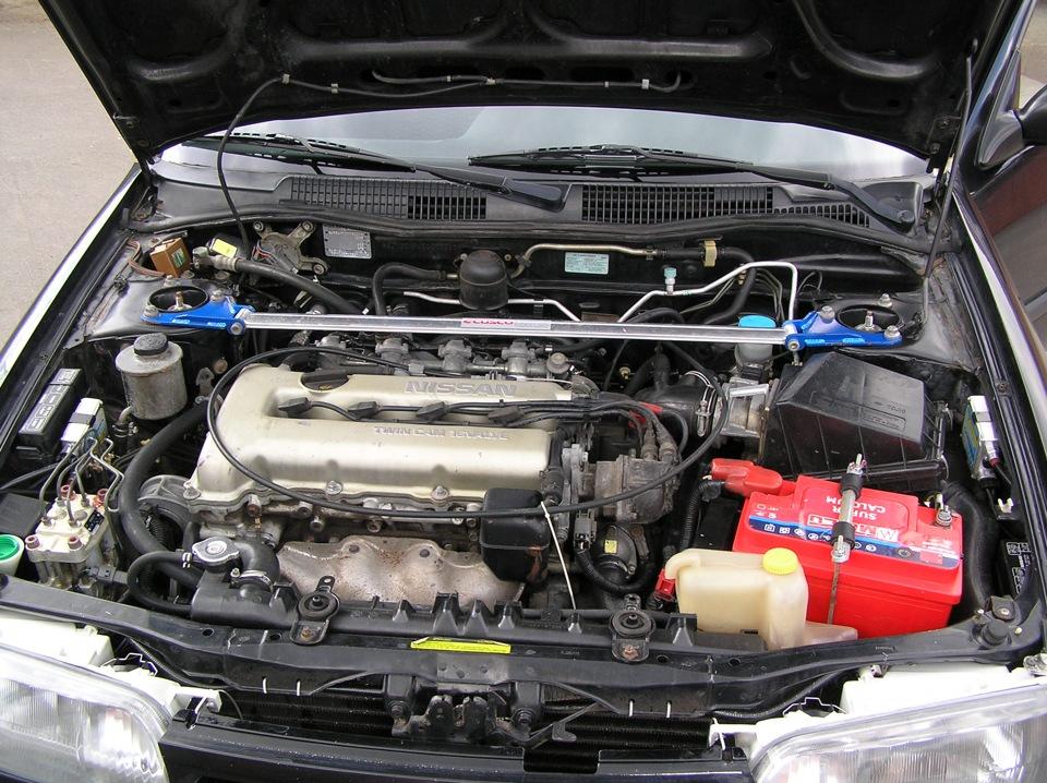 Nissan Primera P10 GT (SR20VE)
