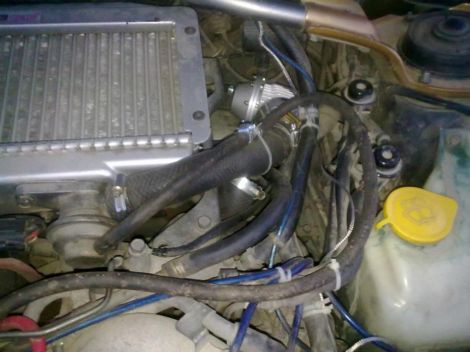 Subaru B4 2.0 турбо ›