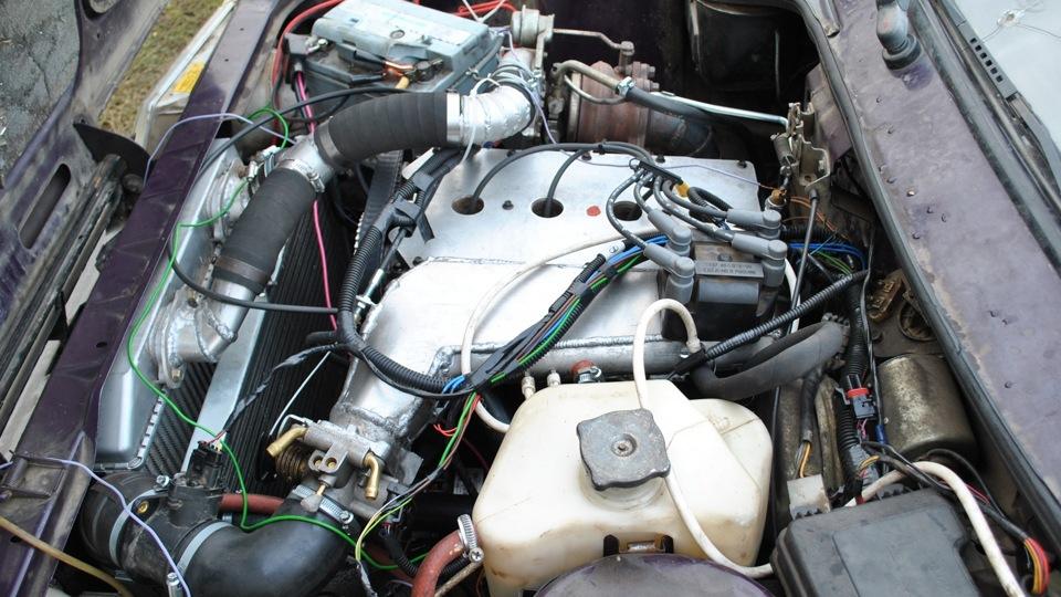 Двигатели для иж ода