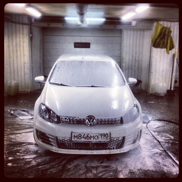 Self Serve Car Washes Near Me: #gti #golf #mk6 #volkswagen #vw #car #carwash #foam #clean