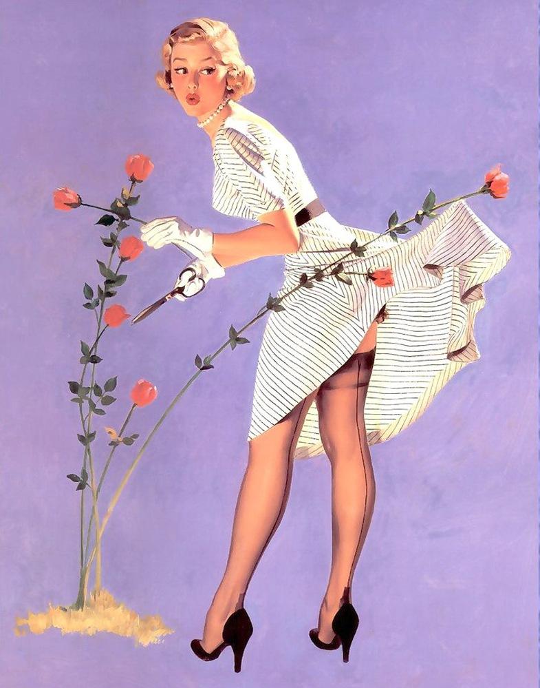 Смешные картинки, девушка кокетка открытки
