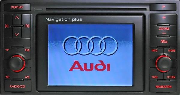 Audi Navigation Plus помогите сообщество Audi A4 B5 на Drive2