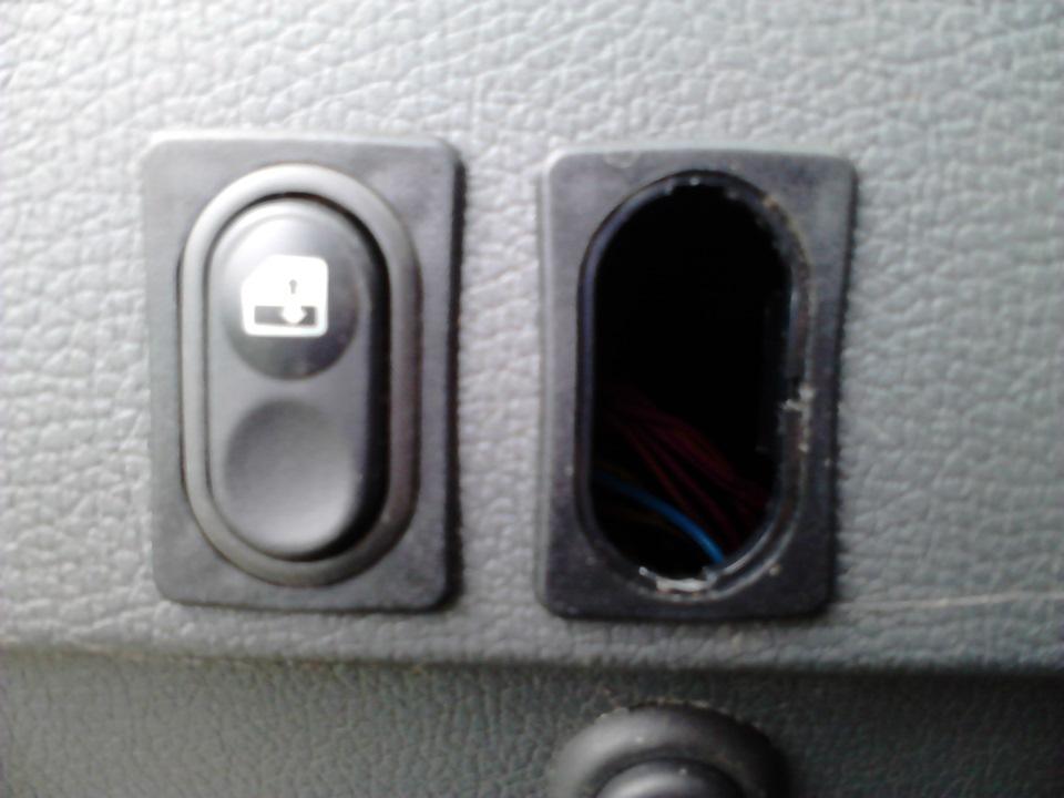кнопки от ваз 2110