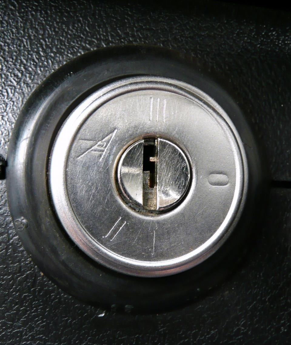 подключение замка зажигания ваз 2106 схема