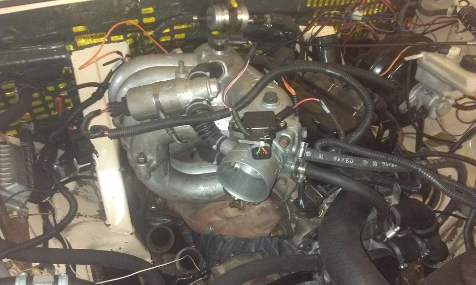 Двигатель 402 инжектор ремонт своими руками