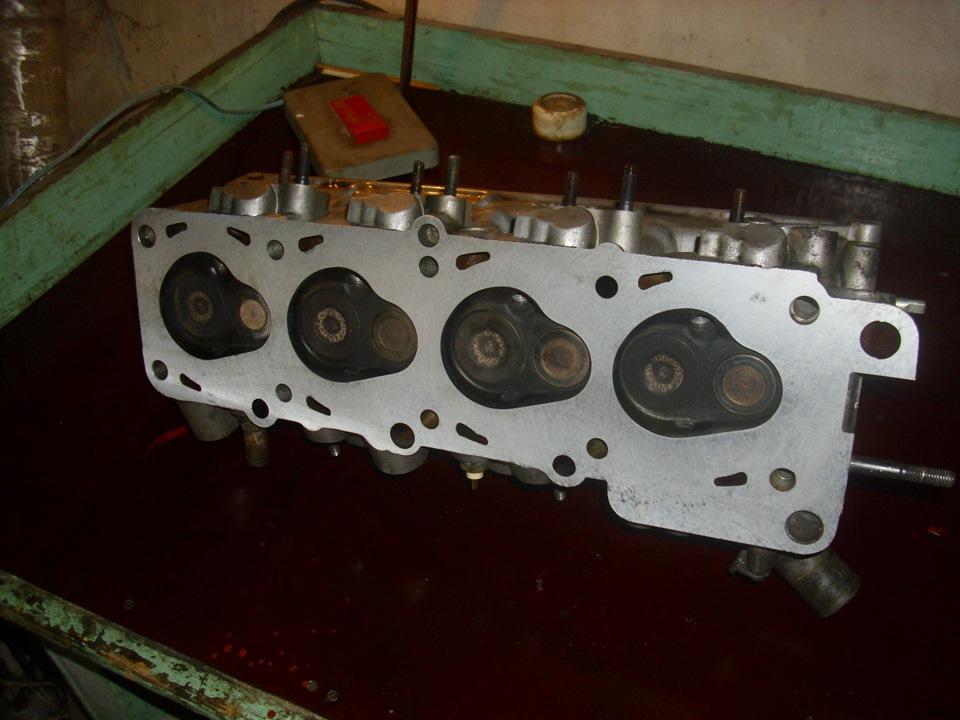 прокладка головки блока цилиндров на вольво 240