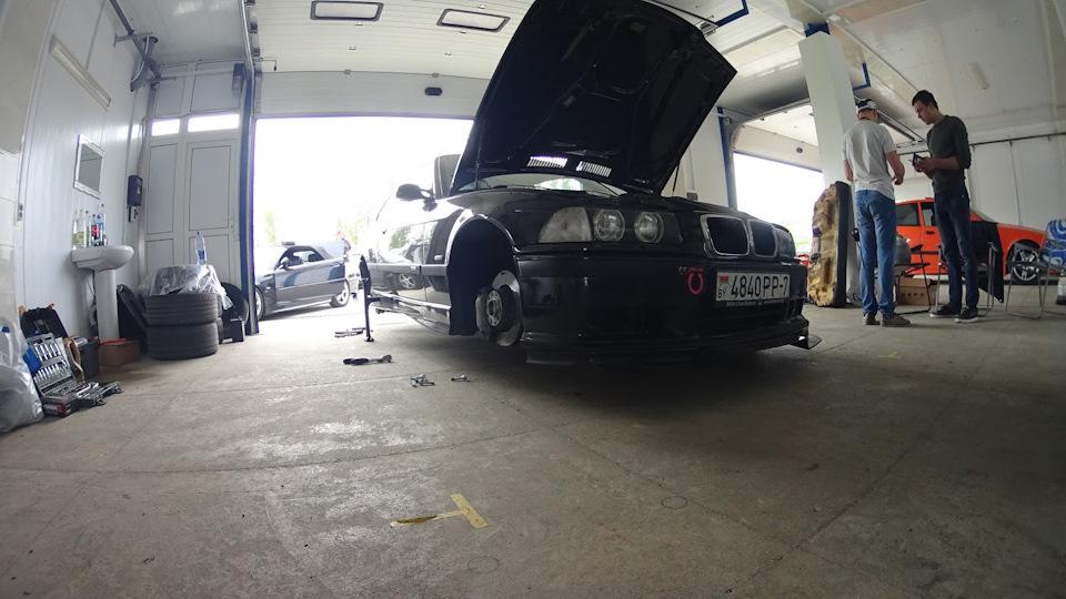 BMW E36 m3 s52b32 bmwcup