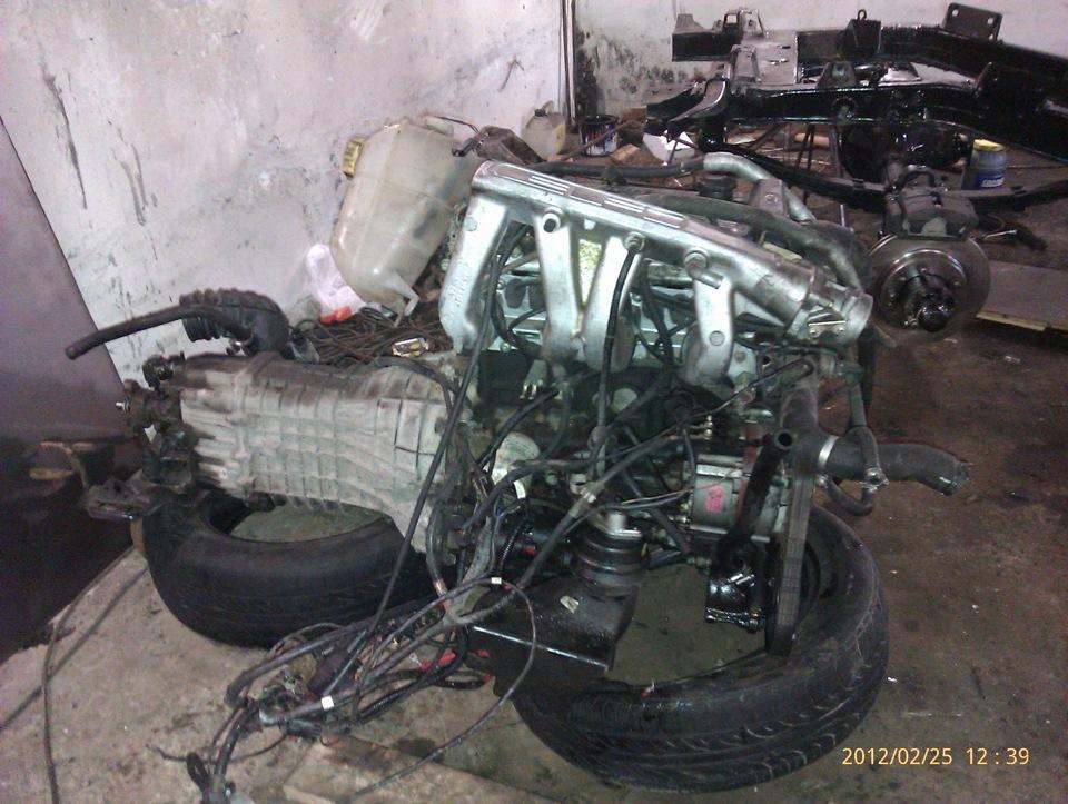 форд скорпио  двигателя