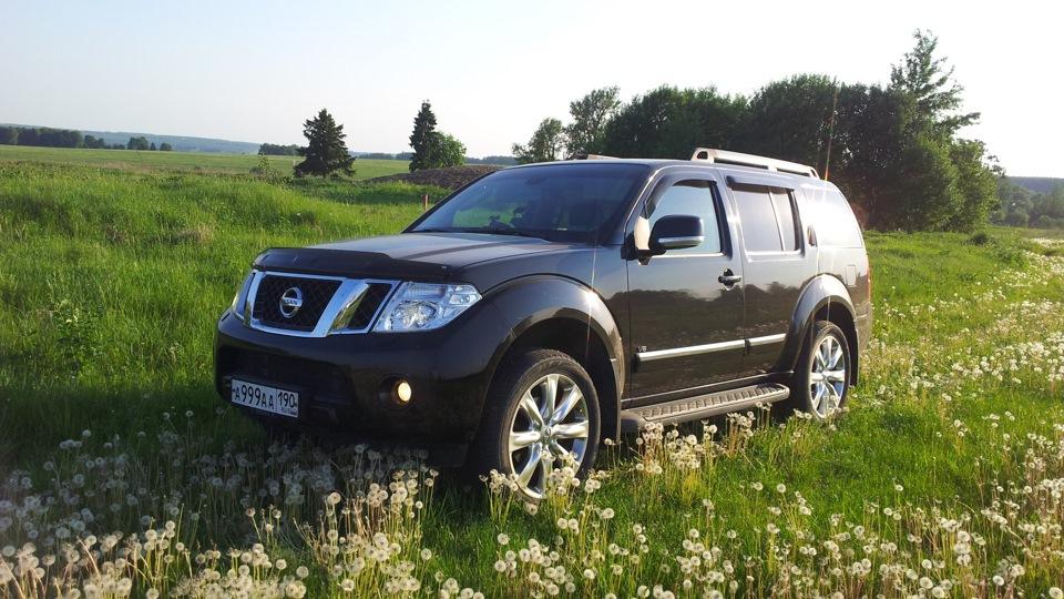 Nissan Pathfinder «VORONOY»3л