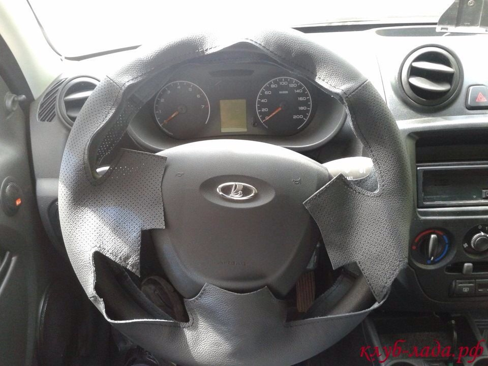 Перетяжка руля - бортжурнал Лада Приора Хэтчбек ПЕРСЕЙ 2012 года на DRIVE2