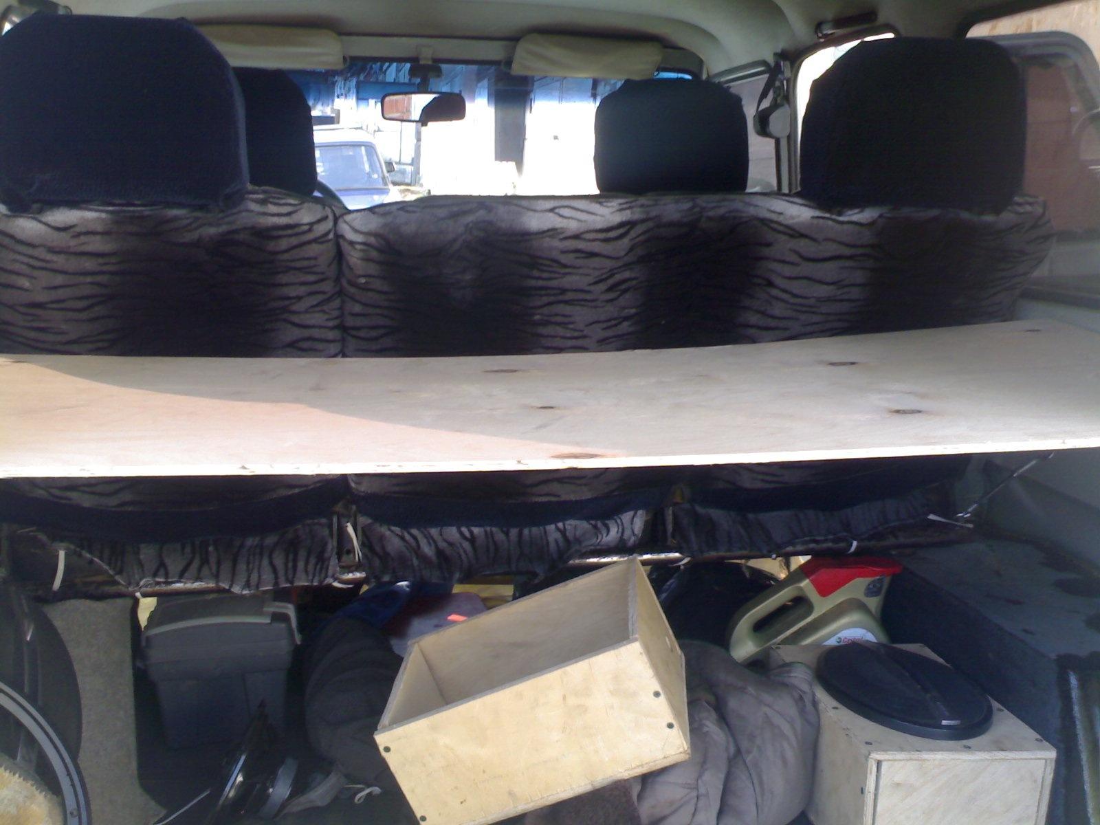 Как сделать багажник на уаз фото 377