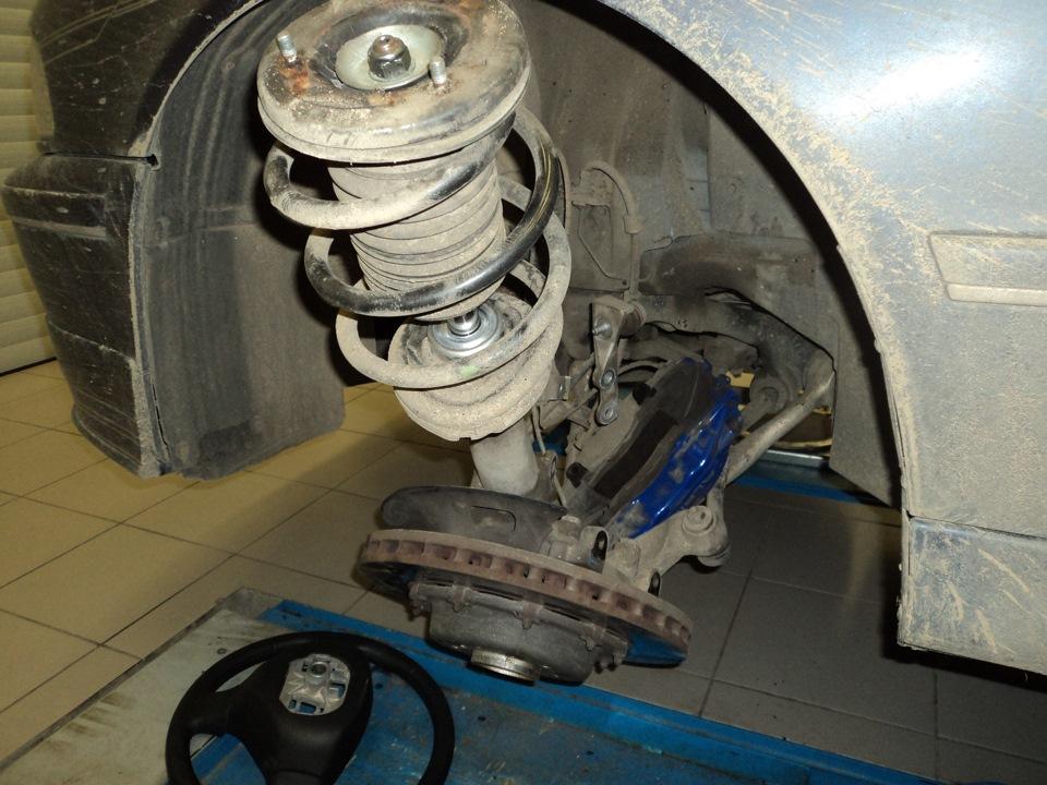 Устройство переднего моста УАЗ 469 с описанием. Схема, фото