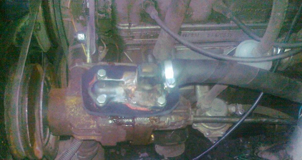 Как сделать гидроусилитель на уаз - Эдванс СБ