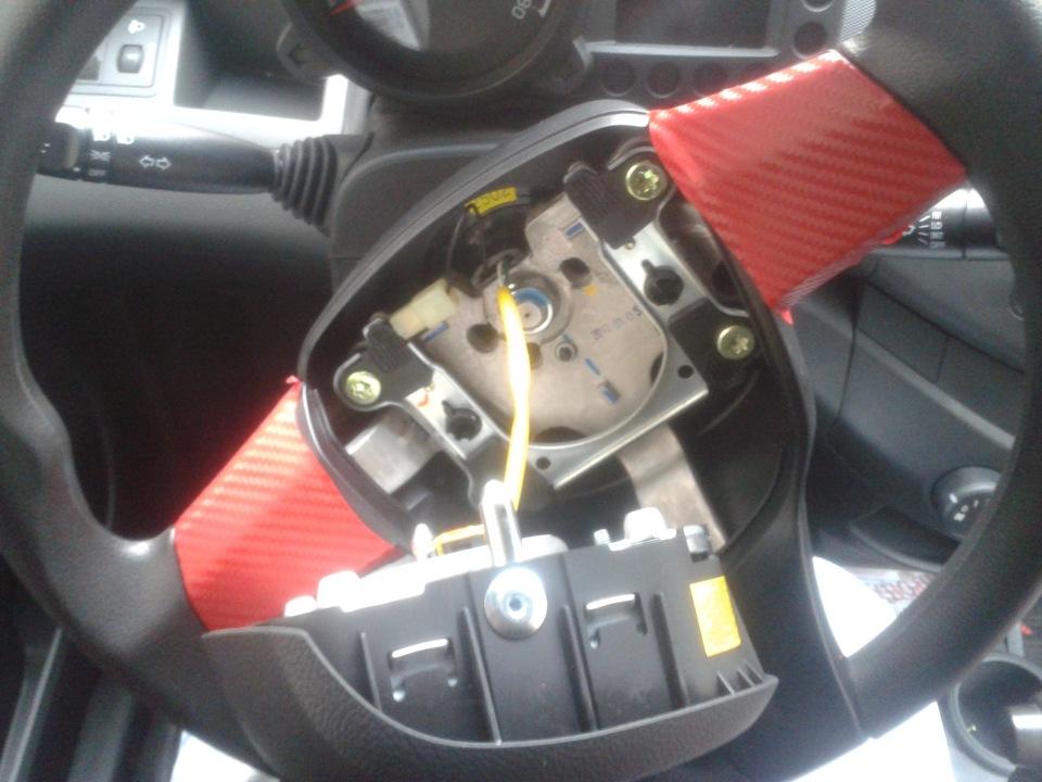 руль от chevrolet spark (m300)