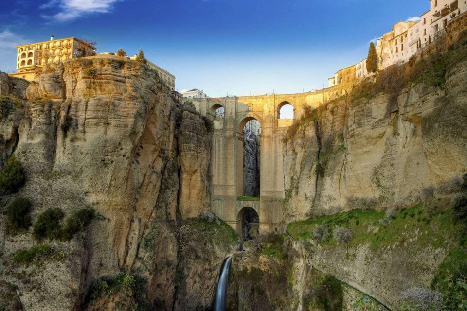 мосты самые красивые мира фото