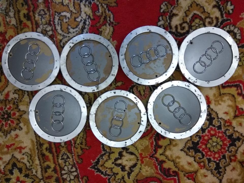 Колпачок на литой диск своими руками 100