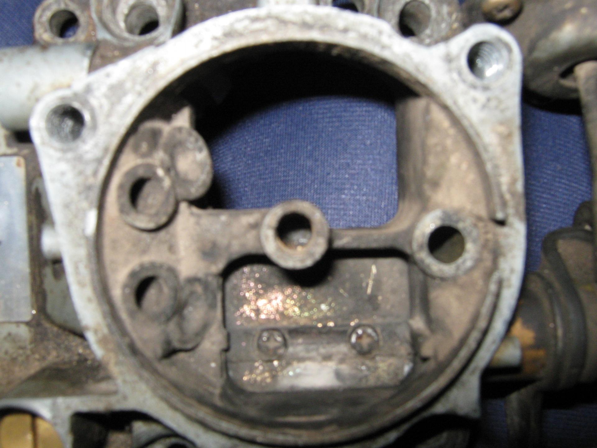 схема работы карбюратора ks2 ауди 80 1.8