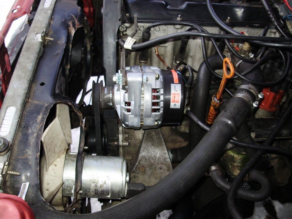 Фото №5 - проблемы с генератором ВАЗ 2110