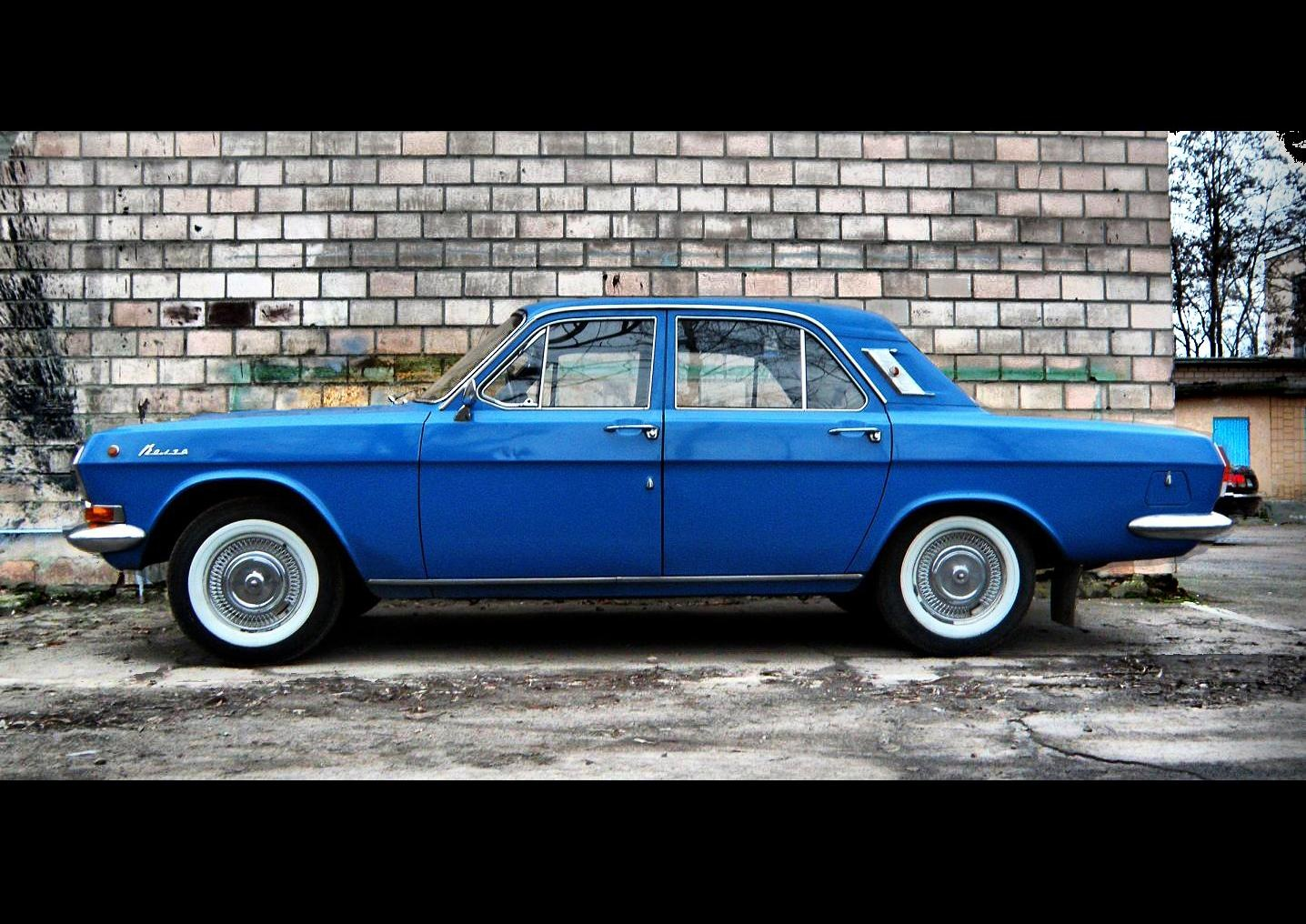 Продажа подержанных автомобилей ГАЗ 24-1 Волга