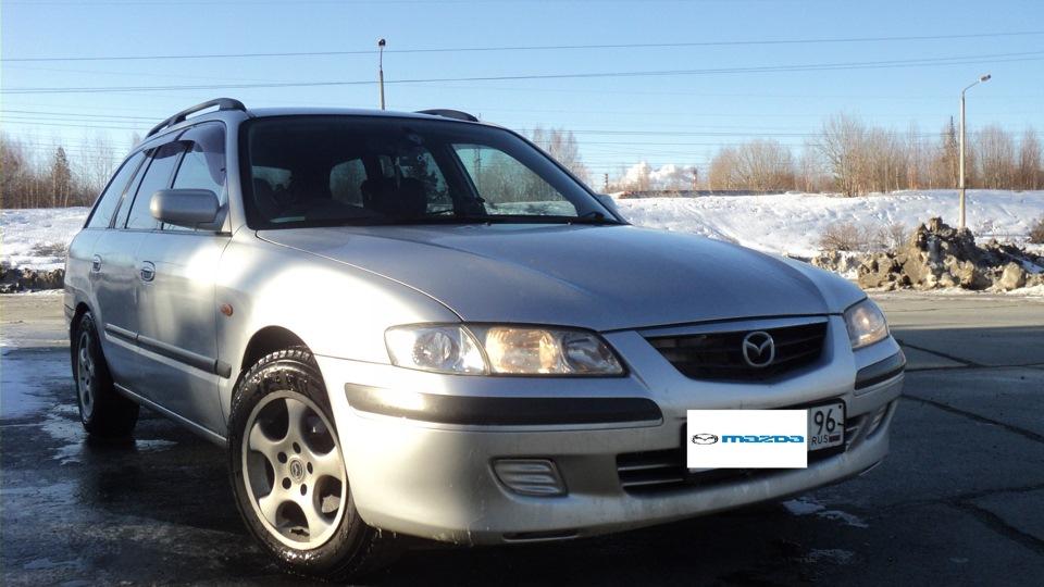 Mazda Capella FP1.8 GW8W | DRIVE2: https://www.drive2.ru/r/mazda/1186082/
