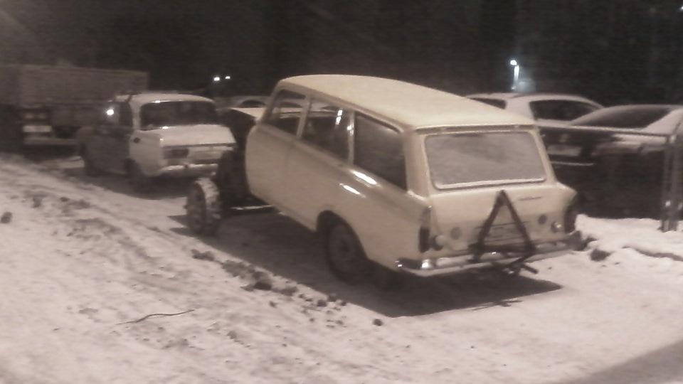 Москвич 427