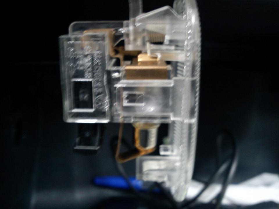 плафон перчаточного ящика skoda octavia