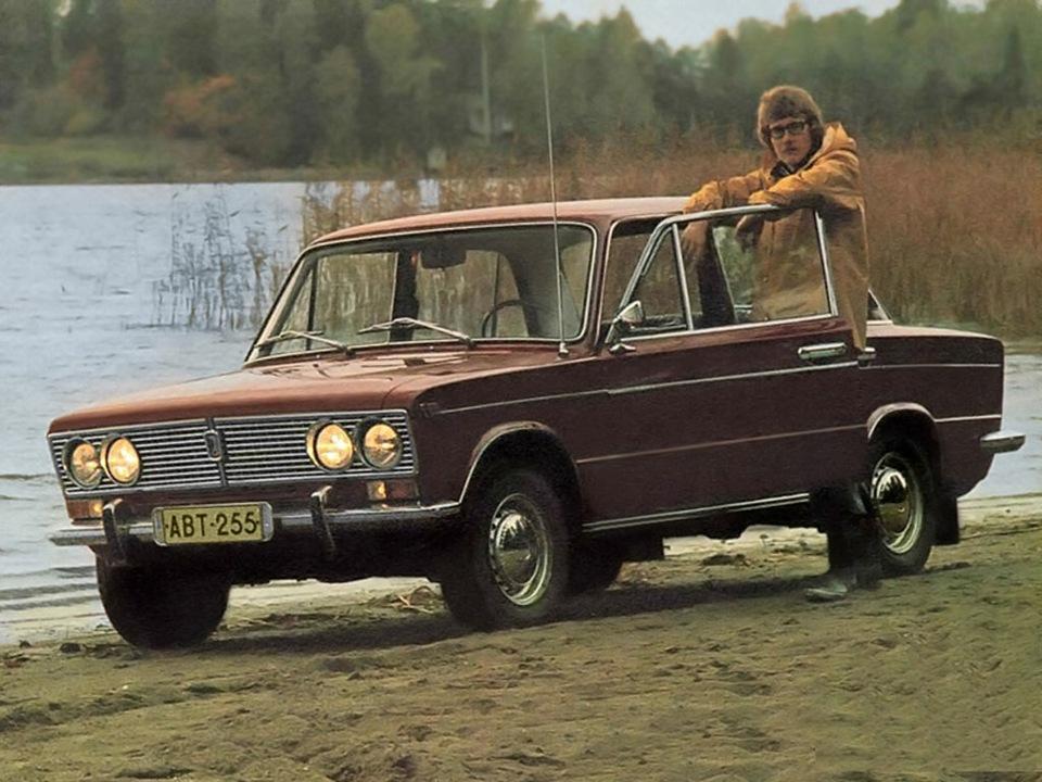 покажите советские жигули фотографии энтузиазмом