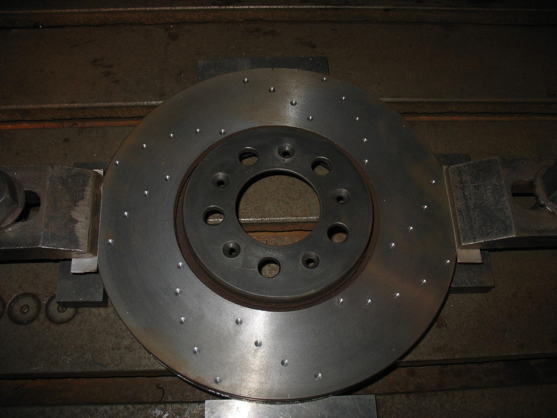 Тормозные диски форд транзит 17 фотография