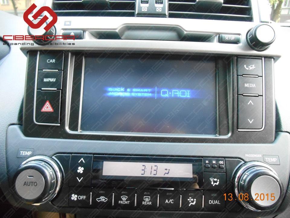 Android для Toyota Prado 150 Touch&Go 2.