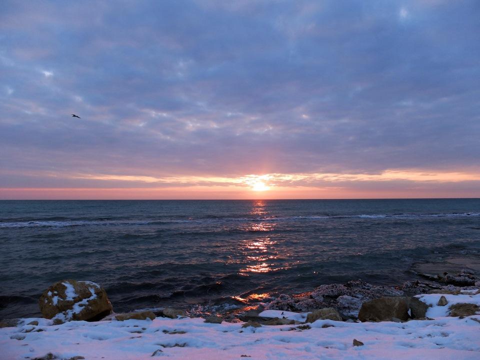Море картинка каспийск