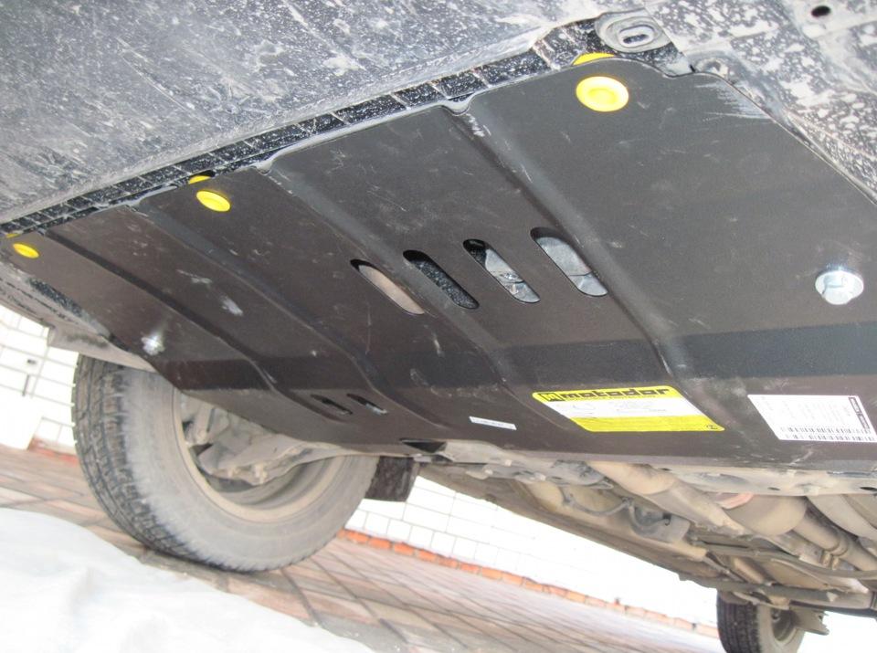 skoda fabia как снять защиту двигателя