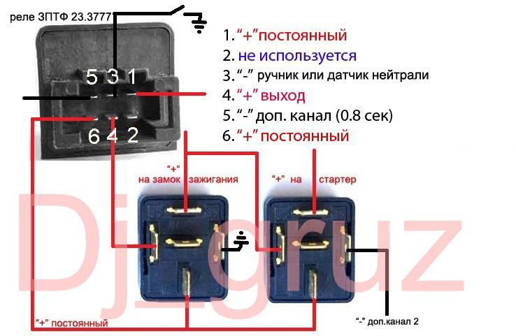 Как сделать автозапуск на ваз 2109 карбюратор