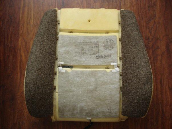 Ремонт подогрева сидений киа соренто