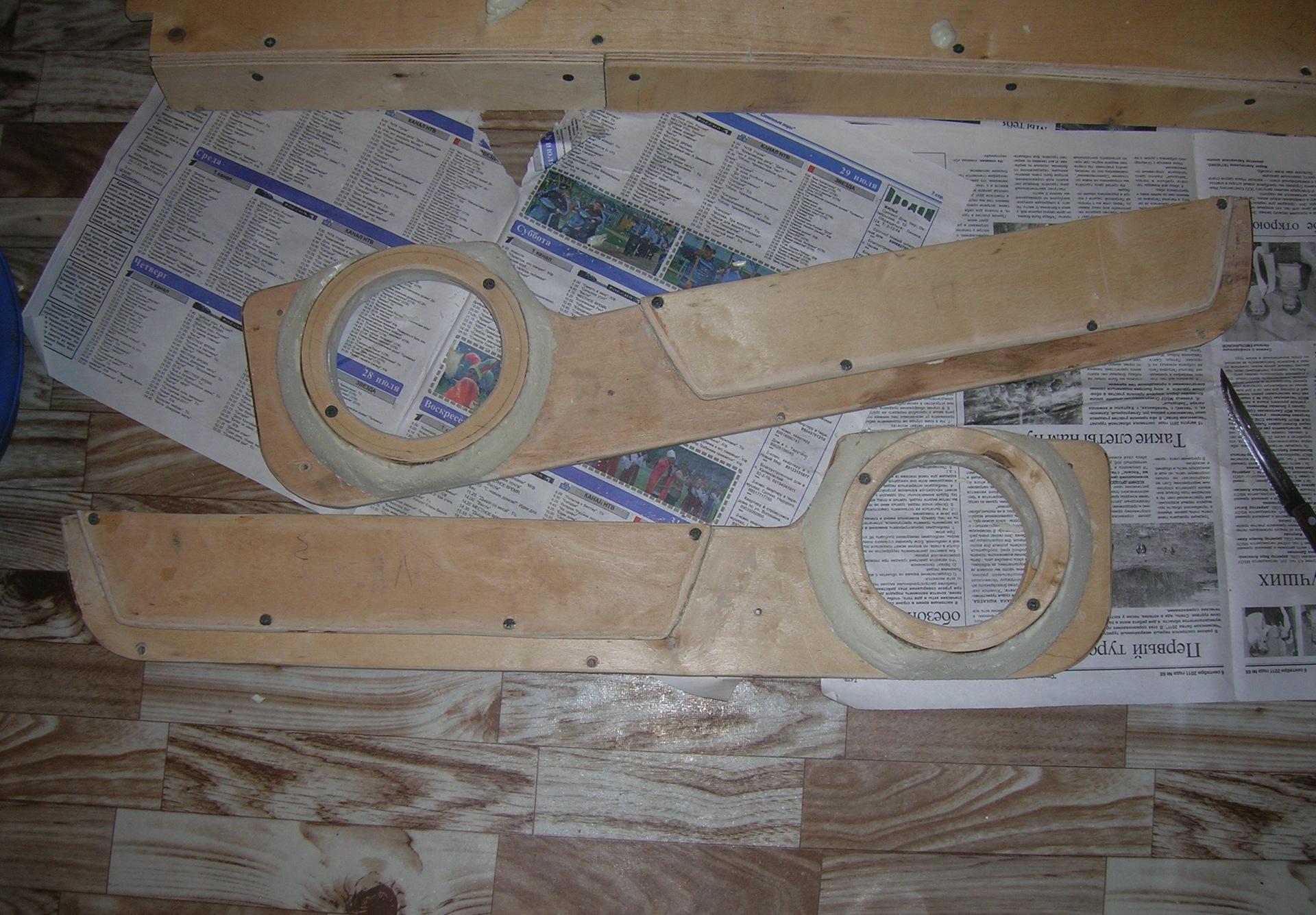 Изготовление подиумов для акустики своими руками