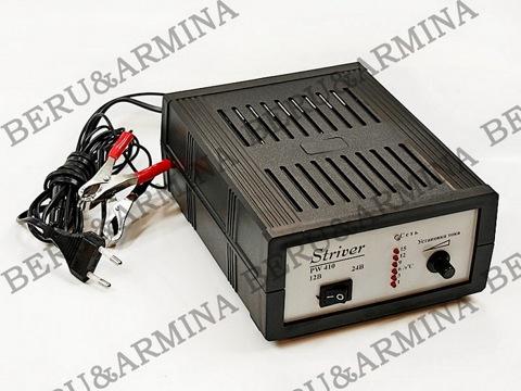 зарядное устройство striver - Схемы.