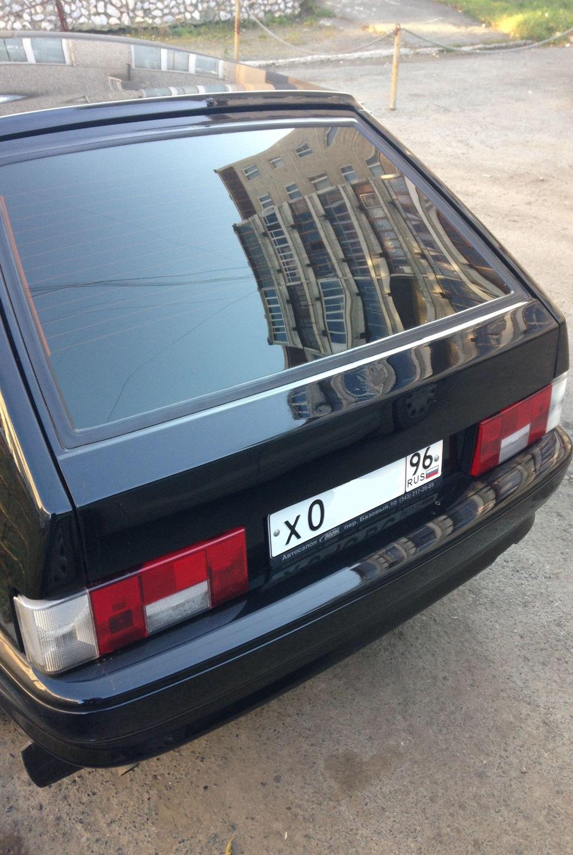 крышка багажника ваз 2114 цена