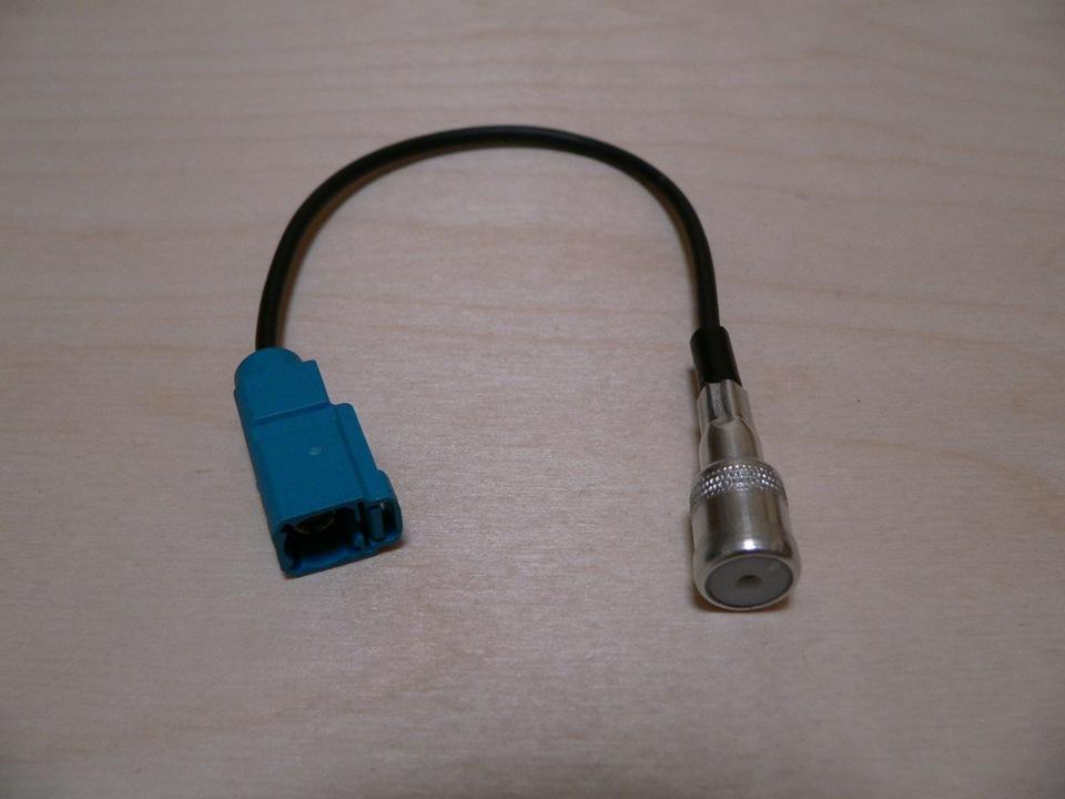 для подключения антенны