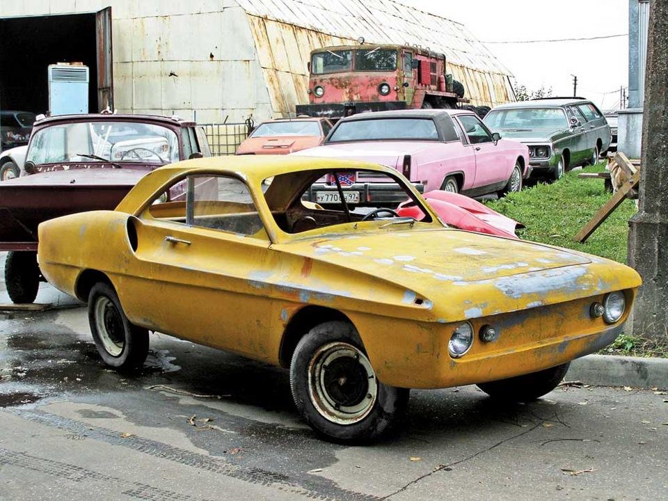 Советский автомобиль «Спорт-900» - прорыв своего времени