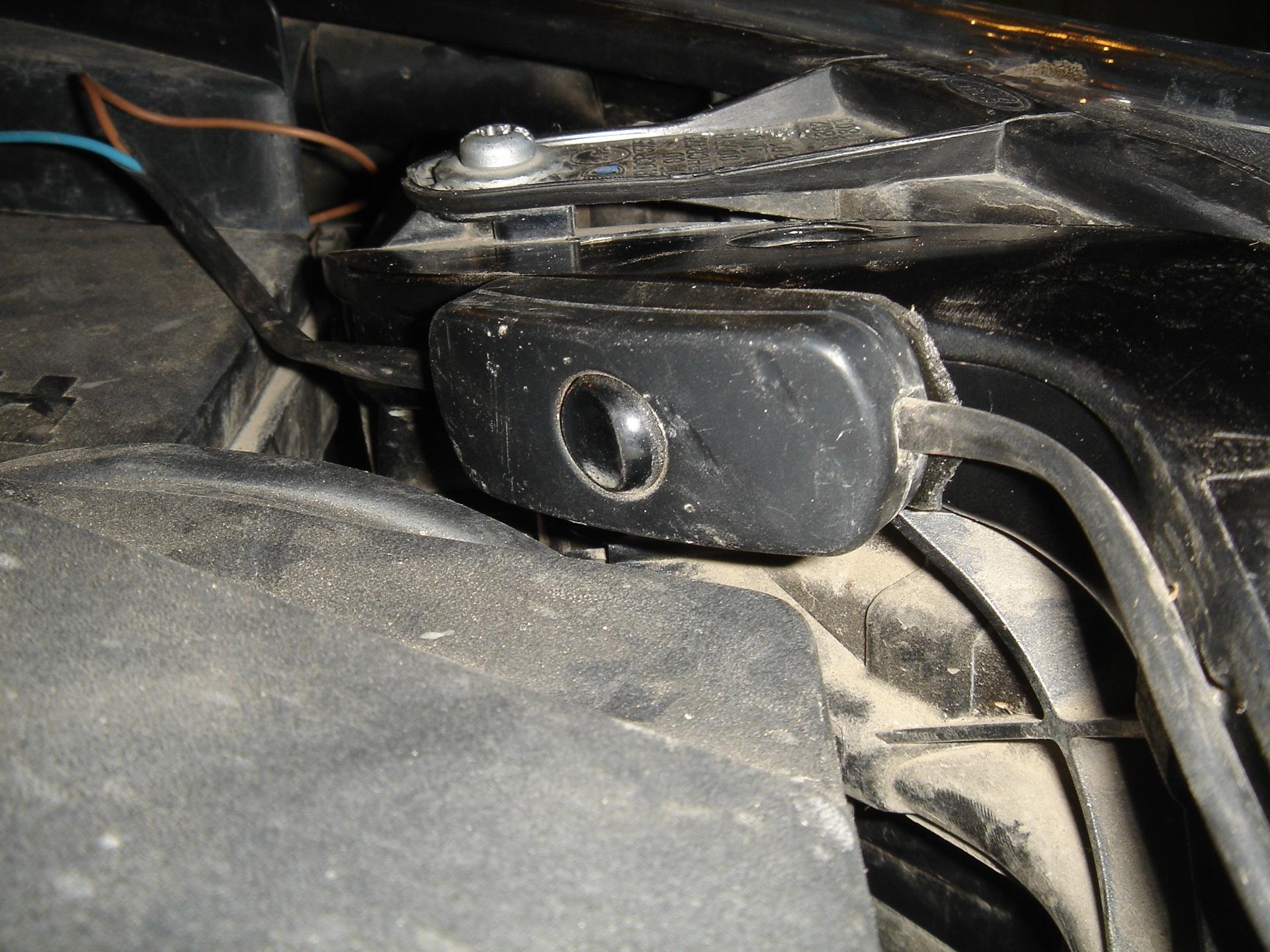 Форд фокус 2 какая лампа подсветки номера 5 фотография