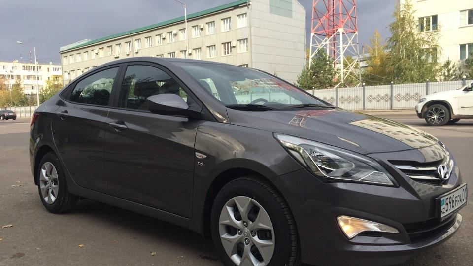 Безопасность Hyundai Solaris